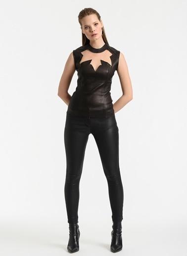 Meltem Özbek Pantolon Siyah
